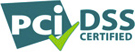 PCI DSS Certified logo